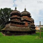 Church of St Yur – the pearl of Ukrainian wooden architecture