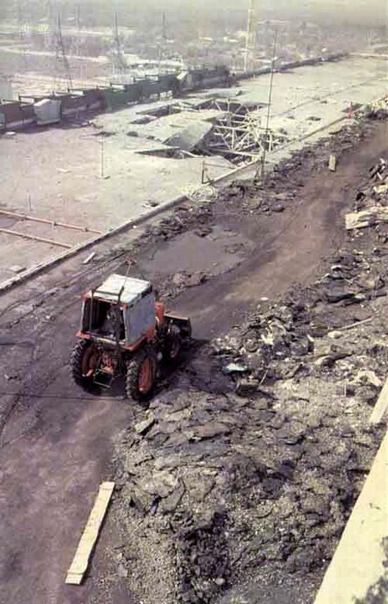 Fighting Chernobyl disaster 10