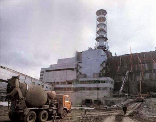 Fighting Chernobyl disaster 11