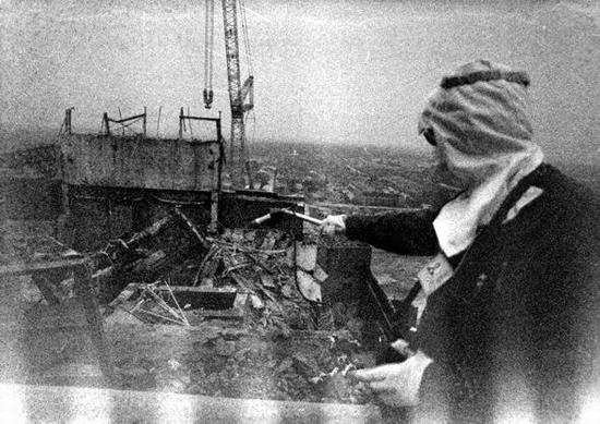 Fighting Chernobyl disaster 5