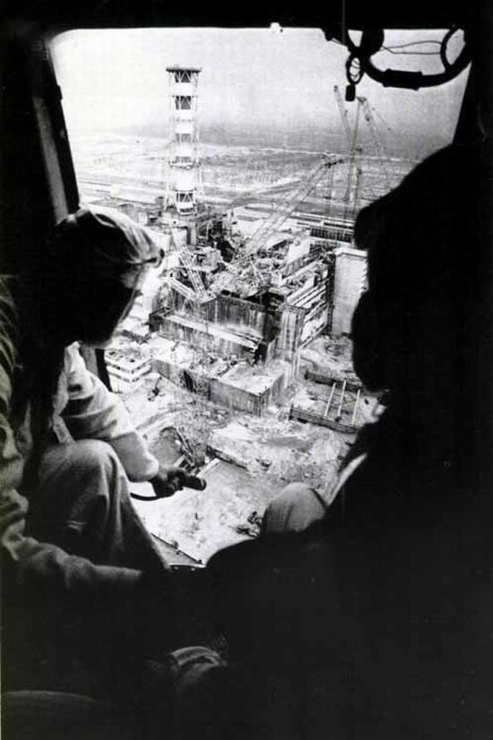 Fighting Chernobyl disaster 6
