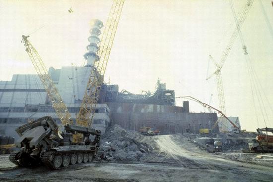 Fighting Chernobyl disaster 7