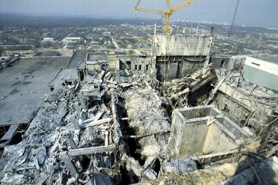 Fighting Chernobyl disaster 8