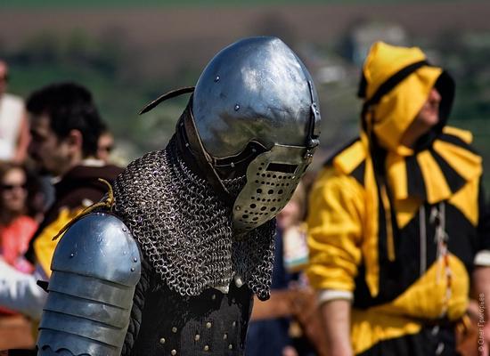 Battle of the Nations festival, Khotyn, Ukraine view 14
