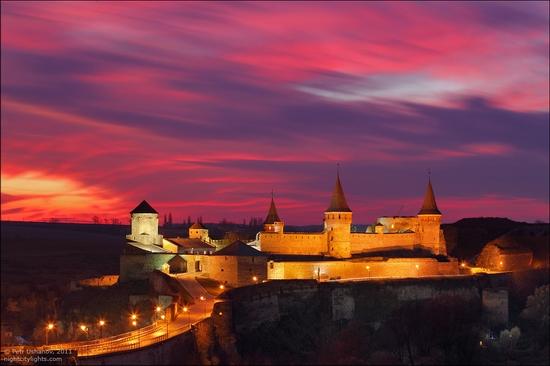 Kamenets Podolskiy, Ukraine fortress view 1