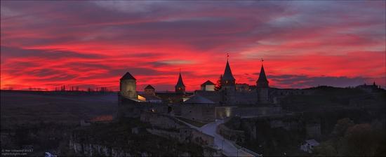 Kamenets Podolskiy, Ukraine fortress view 10