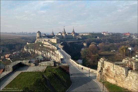 Kamenets Podolskiy, Ukraine fortress view 2