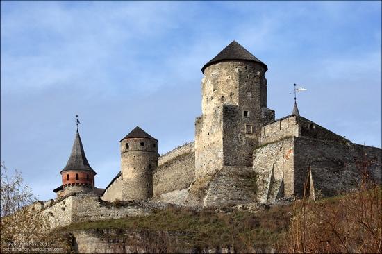 Kamenets Podolskiy, Ukraine fortress view 3