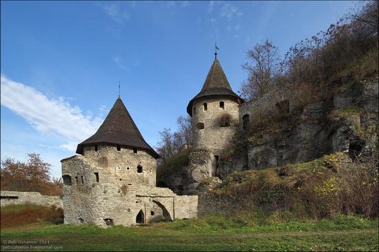 Kamenets Podolskiy, Ukraine fortress view 5