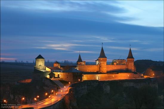 Kamenets Podolskiy, Ukraine fortress view 6