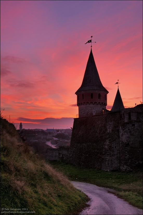 Kamenets Podolskiy, Ukraine fortress view 7