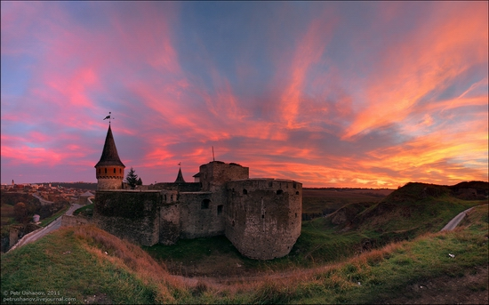 Kamenets Podolskiy, Ukraine fortress view 8