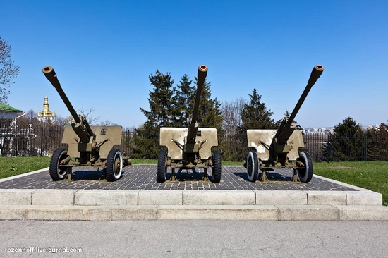 World War 2 museum, Kiev view 4