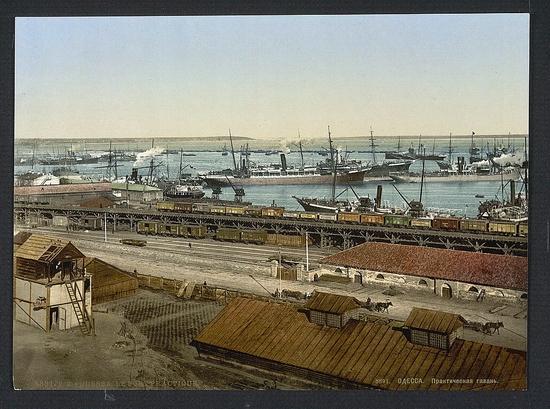 Odessa city, Ukraine 1890-1905 photo 4