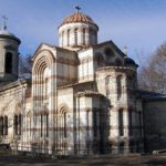 The oldest Christian church on former USSR territory
