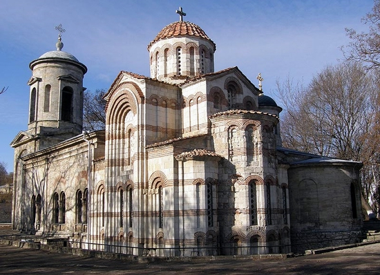 Orthodox church of St John the Baptist, Kerch, Ukraine