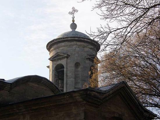 Orthodox church of St John the Baptist, Kerch, Ukraine