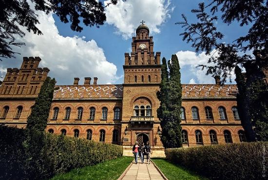 Chernovtsy national university, Ukraine view 10