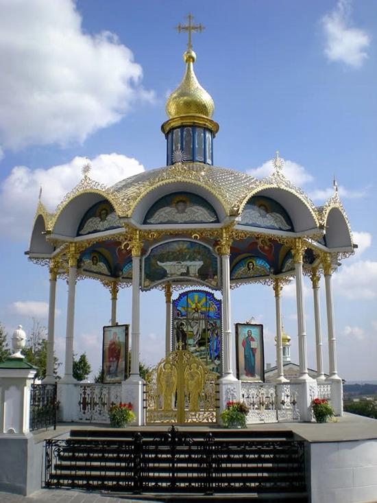 Holy Dormition Pochaev Lavra, Ukraine view 5