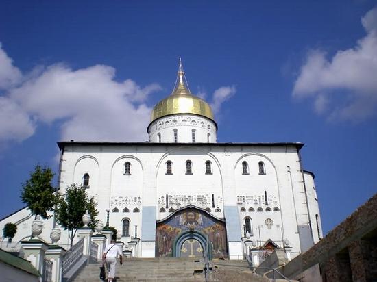 Holy Dormition Pochaev Lavra, Ukraine view 8