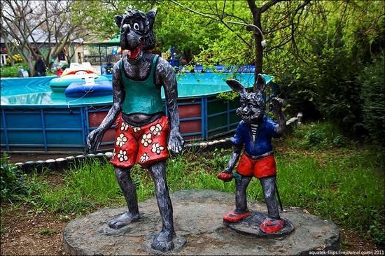 Kids thematic park Lukomorye, Sevastopol, Ukraine view 2
