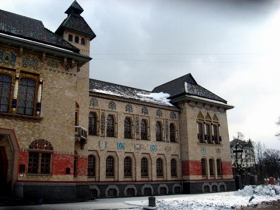 Museum of local lore, Poltava, Ukraine view 3