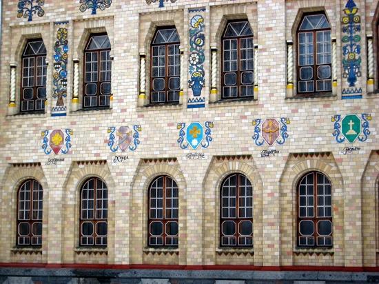 Museum of local lore, Poltava, Ukraine view 4