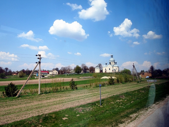 Ukrainian province view 1