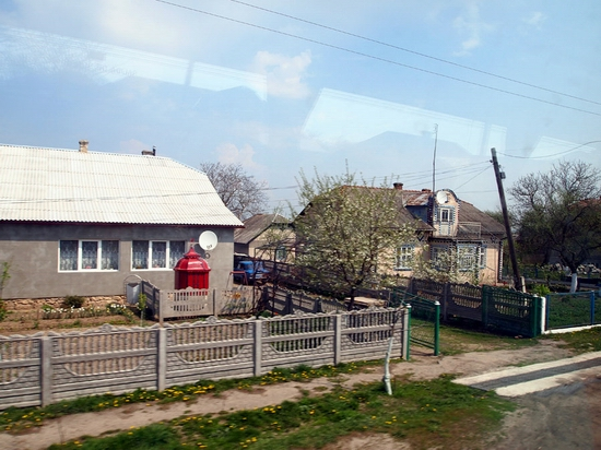 Ukrainian province view 2