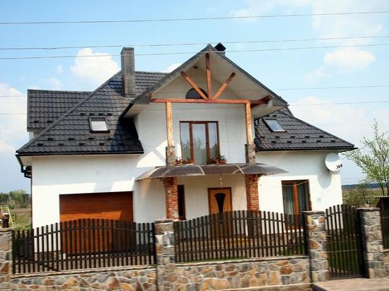 Ukrainian province view 4