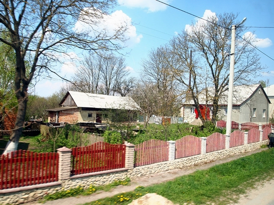 Ukrainian province view 5