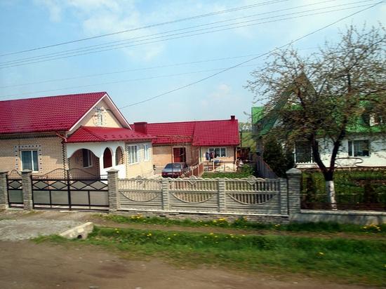 Ukrainian province view 6