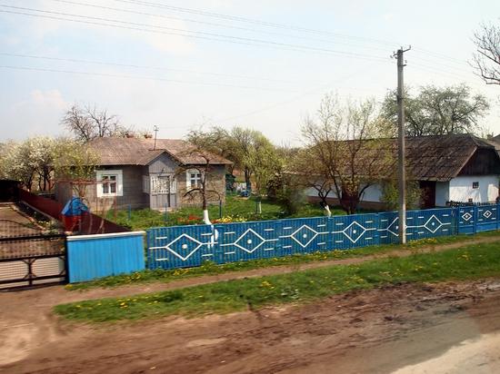 Ukrainian province view 7