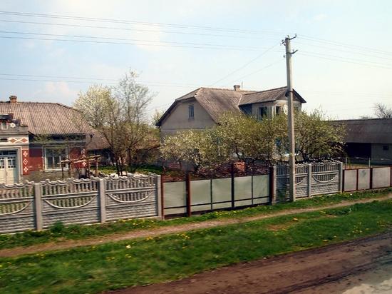 Ukrainian province view 8