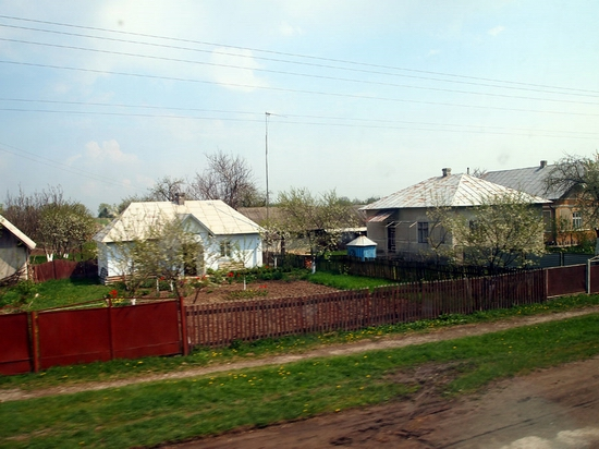 Ukrainian province view 9