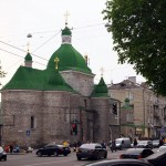 The beautiful architecture of Ternopil