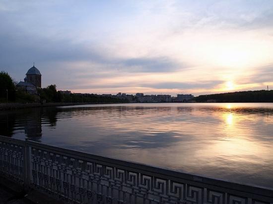 Beautiful Ternopil, Ukraine view 16