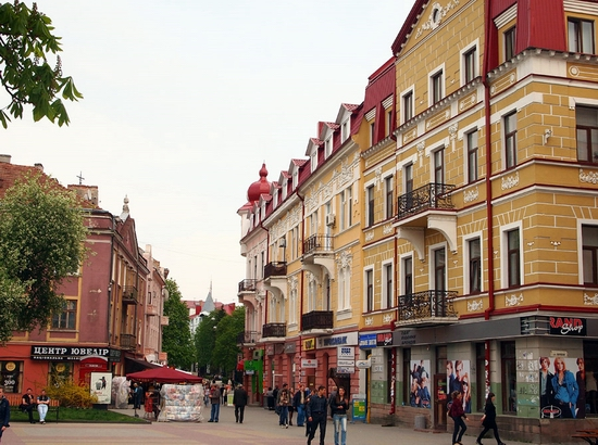Beautiful Ternopil, Ukraine view 9