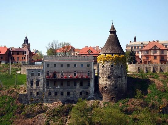 Kamenets Podolskiy city, Ukraine scenery 1