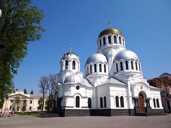 Kamenets Podolskiy city, Ukraine scenery 11