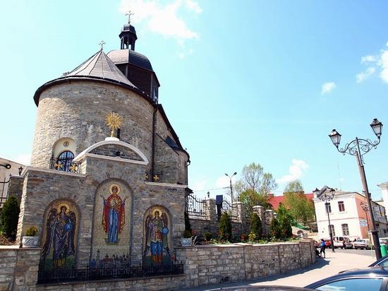 Kamenets Podolskiy city, Ukraine scenery 14