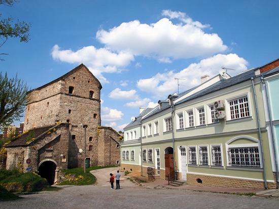 Kamenets Podolskiy city, Ukraine scenery 16