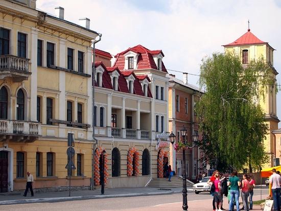 Kamenets Podolskiy city, Ukraine scenery 2