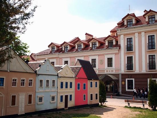 Kamenets Podolskiy city, Ukraine scenery 3