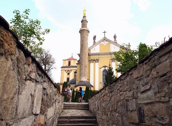 Kamenets Podolskiy city, Ukraine scenery 5