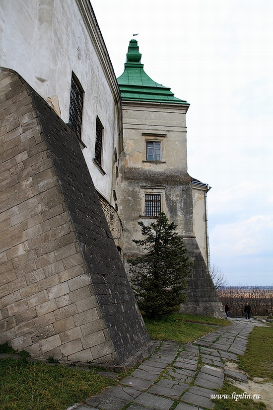 Olesky castle, Lviv oblast, Ukraine view 10