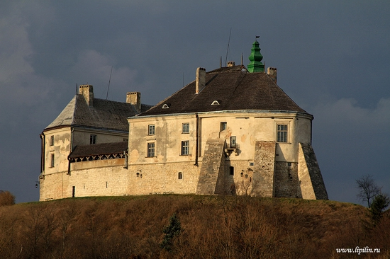 Olesky castle, Lviv oblast, Ukraine view 11