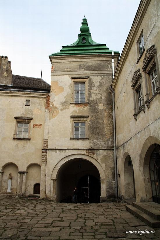 Olesky castle, Lviv oblast, Ukraine view 6