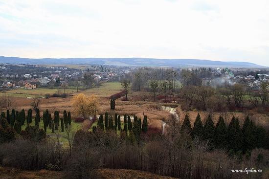 Olesky castle, Lviv oblast, Ukraine view 7