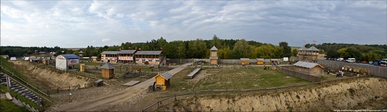 The Kievan Rus Park, Ukraine view 17